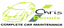 Chris Dennis Complete Car Maintenance logo